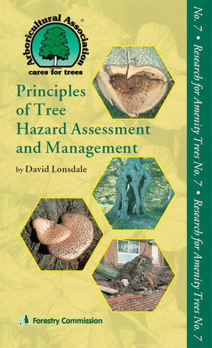 Principles of tree hazard assessment and management (Research for amenity trees)
