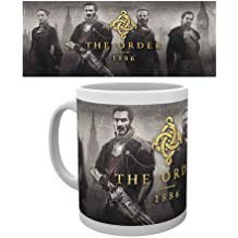 Der Orden 1886 (Key Art) 10 Unzen Tasse (MG0302) - GB Eye