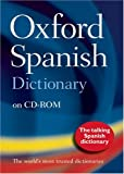 Oxford Spanish Dictionary 3rd edition on CD-ROM: Windows Individual User Version 2.0