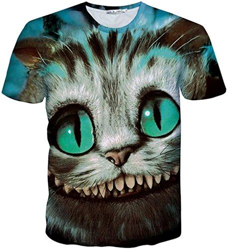 pizoff-unisex-digital-print-t-shirts-with-skull-galaxy-flower-leopard-tiger-cat-pig-fries-batman-car