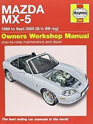 Mazda MX-5 Service and Repair Manual (Haynes Service and Repair Manuals)