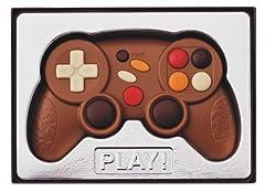 Idea Regalo - Tavoletta di cioccolato in confezione regalo - tema joystick - 70 g
