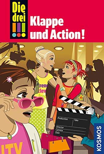 Co-klappe (Die drei !!!, 54, Klappe und Action! (drei Ausrufezeichen))