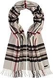 FRAAS Damen Schal 625030, Gr. One size, Weiß (Off White 20)