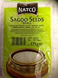 Natco Sago Seeds Small 375g