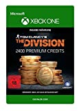 Tom Clancy's The Division: Currency pack 2400 Premium Credits [Xbox One - Download Code]
