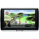 NAVIGON 42 Premium Navigationssystem (10,9cm (4,3 Zoll) Display, Europa 44, Navteq Traffic, NAVIGON Flow, Professionelle Sprachsteuerung 2.0 )