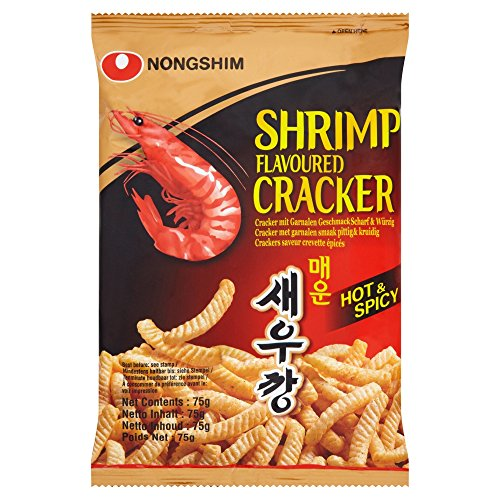 Nong Shim Shrimp Cracker Hot & Spicy