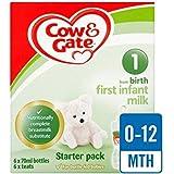 Vache Et Porte 1 Premier Lait Prêt À Nourrir Starter Pack - Paquet de 2