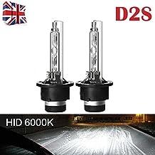 D2S D2R D2C HID Xenon Bombillas para faros delanteros 6000K diamante blanco 35W brillante Factory de repuesto