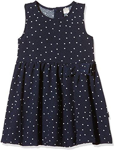 NAME IT Mädchen Kleid Nitgiselma M Spencer 216 Ger, Blau (Dress Blues), 92 (Rock Ungefüttert Falten)