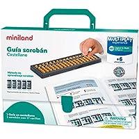 Miniland Set guía Sorobán y ábaco japonés (95084)