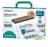 Miniland - Set guía Sorobán y ábaco japonés (95084)
