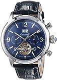Ingersoll Herren-Armbanduhr XL Belle Star Chronograph Automatik Leder IN1826BL