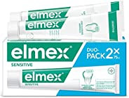 elmex Dentifricio Sensitive, Trattamento Per Denti Sensibili, Solievo Immediato e Duraturo dalla Sensibilità D