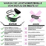 Premium Lichtschutzbrille - 3