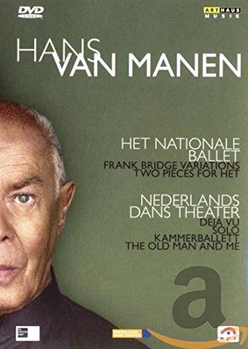 Preisvergleich Produktbild Hans van Manen [2 DVDs]