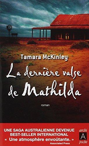 La dernière valse de Mathilda par Tamara McKinley