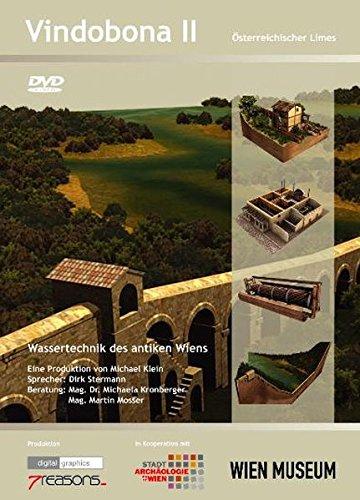 DVD - VINDOBONA II - Wassertechnik des antiken Wiens - Kanalsystem
