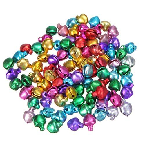 tinksky-100pz-piccolo-natale-jingle-bells-perline-charms-gioielli-marcatura-colore-misto