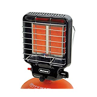 ANGOPE Stove Screen Butane Gas-Infrared Portable Heater for Cylinders butsir 2and 3kg-Two Modes of Operation-Warranty butsir