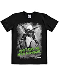 Logoshirt Gremlins-After Midnight, Chemise Casual Homme