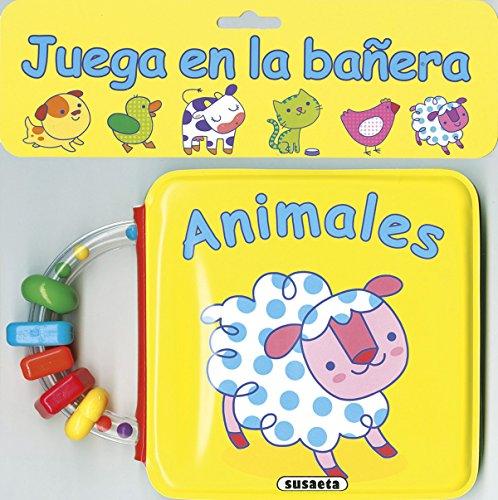 Animales (Juega en la bañera)