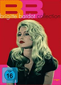 brigitte bardot collection 4 dvds brigitte. Black Bedroom Furniture Sets. Home Design Ideas