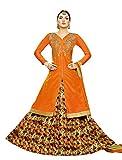Viva N Diva women's clothing Orange Colo...