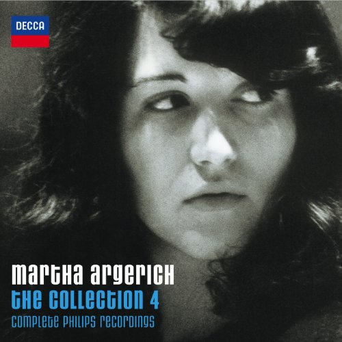 Martha Argerich - The Collection 4 - Complete Philips Recordings