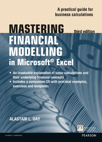 Mastering Financial Modelling in Microsoft Excel 3rd edn (The Mastering Series)