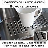 Jura Ena 3 5 7 Schutz Folie Schutzfolie Schutzgitter Tropfblech Gitter (Schutzgitter)