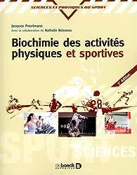 Biochimie des activités physiques et sportives