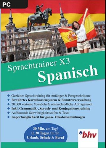 Sprachtrainer X3 Spanisch [Download]