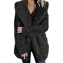 Manteau Femme Hiver Doudoune Femme Longue Duffle Coat Fourrure Jacket  Leather, Veste 2018 Mode Manches 927a130501c1