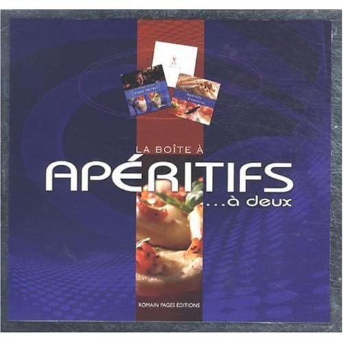 La boîte à apéritifs... à deux : 3 volumes