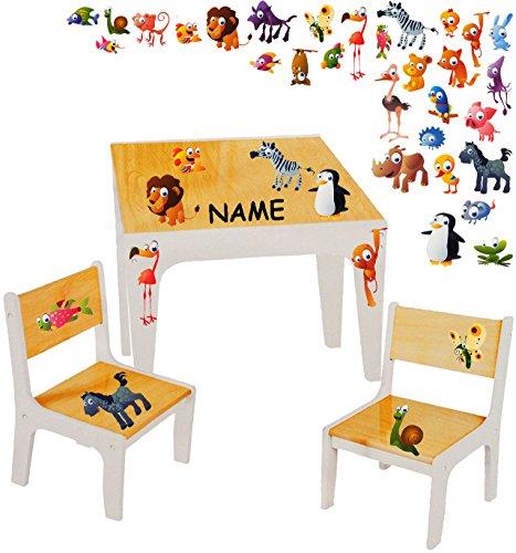 3 Tlg Set Sitzgruppe Sitzgarnitur Fur Kinder Sehr Stabiles