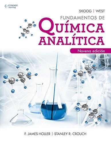 Fundamentos de química analítica - 9ª edición por Douglas Skoog