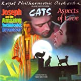 Plays Suites From 'Aspects Of Love', 'Joseph & The Amazing Technicolour Dreamcoat' & 'Cats'