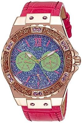 Guess W0775L4 - Reloj de lujo para mujer, multicolor