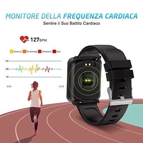 Zoom IMG-3 smartwatch impermeabile ip68 seneo smart
