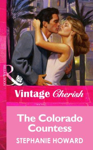 The Colorado Countess (Mills & Boon Vintage Cherish) (English Edition)