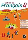 Cahier de Français 4e éd. 2016 - Cahier de l'élève - Hatier - 27/04/2016