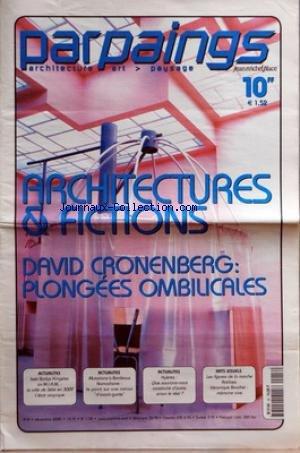 parpaings-no-18-du-01-12-2000-architectures-fictions-david-cronenberg-plongees-ombilicales-actualite