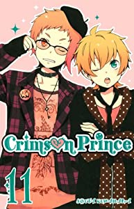 Crimson Prince Edition simple Tome 11