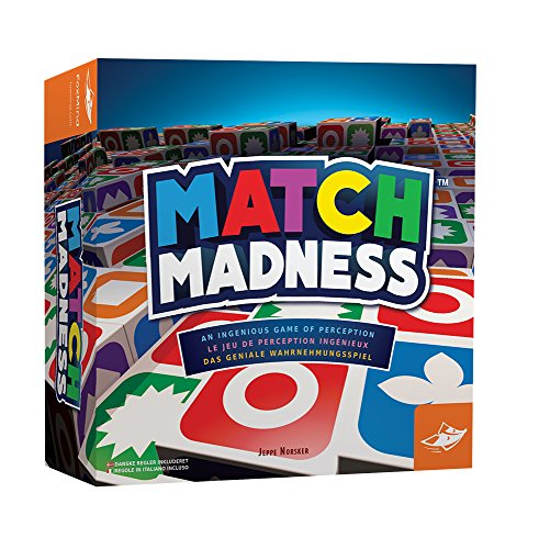 FOXMIND 201119 - Match Madness, Familien Standardspiele