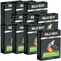 Billy Boy Bunte Vielfalt (Color) Vorteilspack - 10 x 3 bunte Kondome preisvergleich bei billige-tabletten.eu