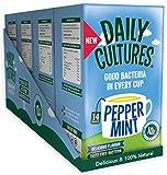 Daily Cultures Peppermint Tea. 4 Packs – 56 Sachets