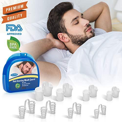 Dispositivos Anti Ronquidos, Actualizado Soluciones Anti Ronquidos Respiraderos de Nariz Antirronquidos Ronquido se Detiene Ronquido Dilatadores Nasales Ayudas para Dormir para Hombres Mujeres