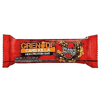 Grenade - Carb Killa Protein Bar Peanut Nutter - 12 Bars 4